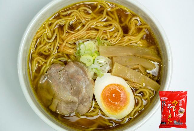 室蘭カレーラーメン,インスタントラーメン,即席麺,即席めん,袋麺