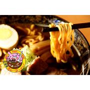 「室蘭観光協会推奨品」北海道室蘭地球岬カレーラーメン 4袋(8食)入り