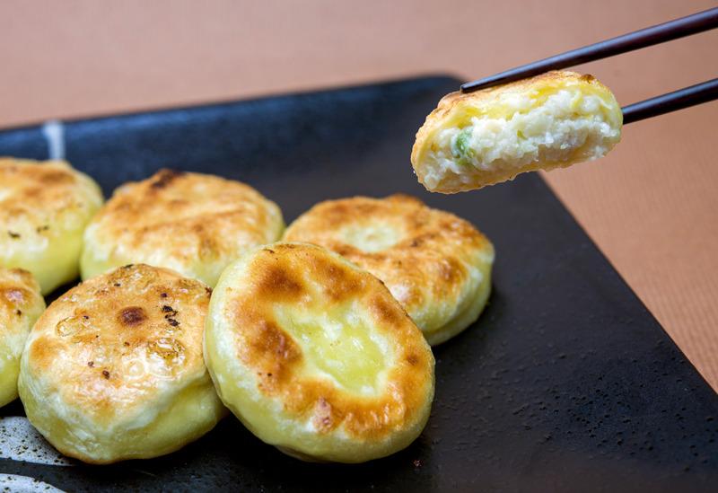 北海道のパリもち包子北海道チーズ