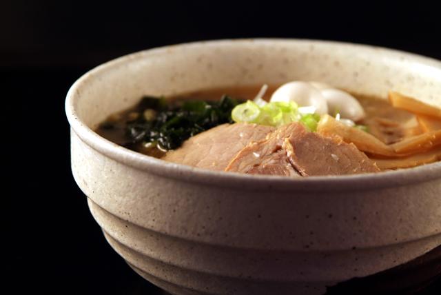 北海道室蘭地球岬ラーメン(醤油)